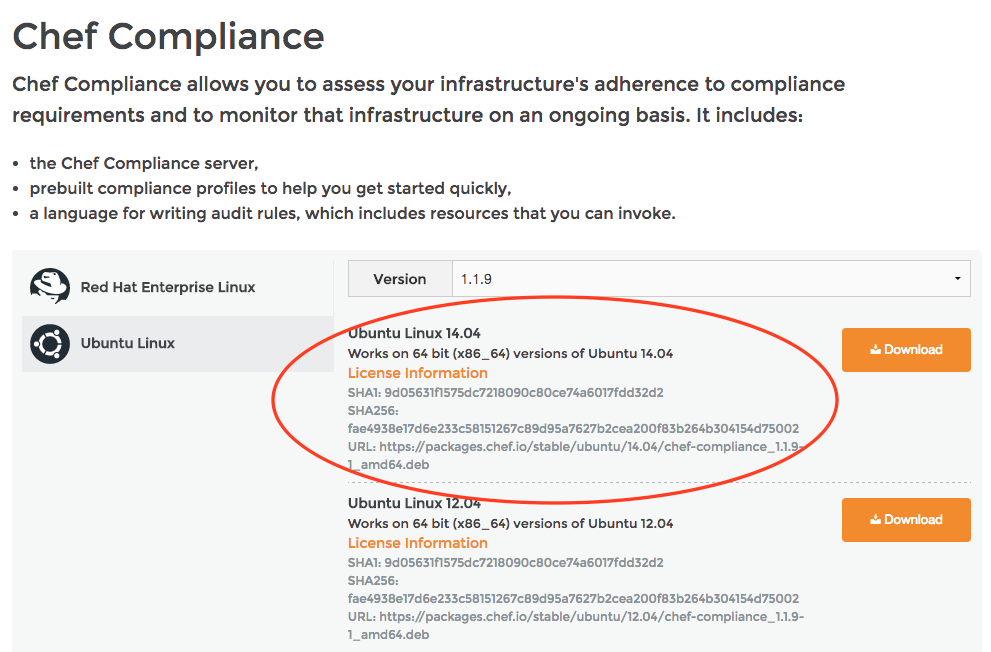 Tutorial for Setting Up Chef Compliance Server on Azure